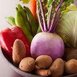 全国各地のこだわり生産者様より 本当に美味しい野菜をお届け致します。