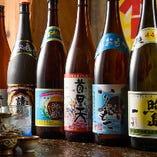 自慢の泡盛は県内47酒造所の泡盛を全て取り揃えました!