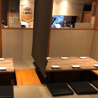 九州名物とめ手羽 野多目店 店内の画像