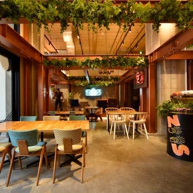 CAFE ZENON×ZENON SAKABA 吉祥寺  店内の画像