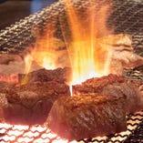 阿蘇あか牛のステーキが食べられる贅沢なコース