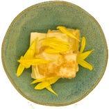 クリームチーズの阿蘇味噌漬け
