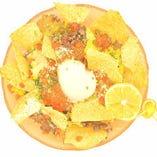 メキシカン温玉サラダ