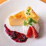 阿蘇小国ジャージー牛乳チーズケーキ