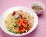 龍門特製海鮮冷麺