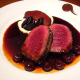 富良野産エゾ鹿肉のロースト☆季節限定の逸品です!