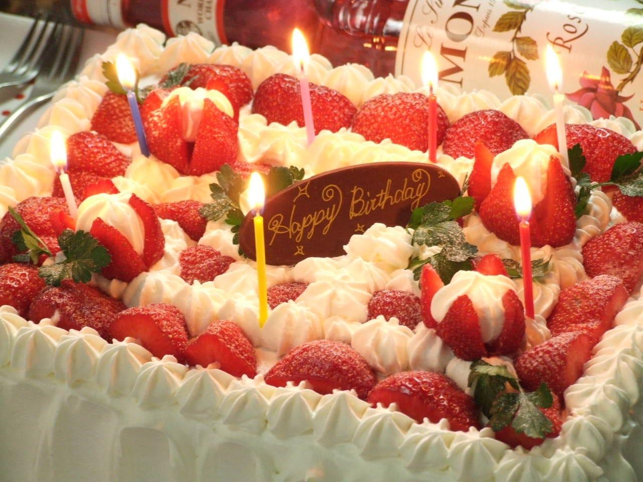 誕生日・記念日にはオアオアへ♪