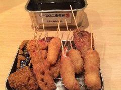 串カツ おでん さくら 心斎橋店