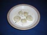 ペリメニ サワークリームスープ