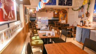 沖縄食堂 ハイサイ 天王寺ミオ店 店内の画像