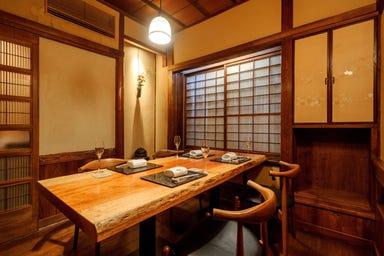 渋谷円山町 個室割烹 三長  店内の画像