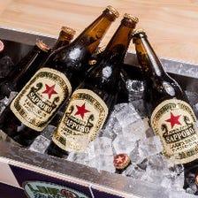 ■サッポロラガービール大瓶が399円