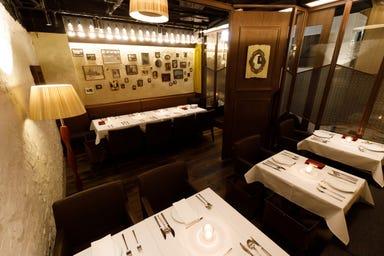 ロシアレストラン スンガリー 新宿三丁目店 店内の画像