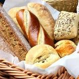 こだわりのふわふわパン【ヨーロッパ直輸入】