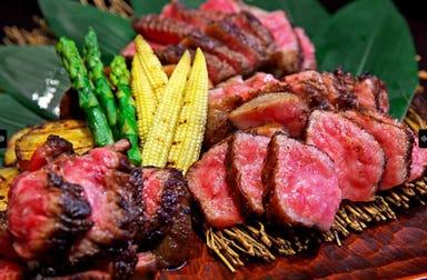 オリーブ牛専門 ステーキハウス 一牛  コースの画像