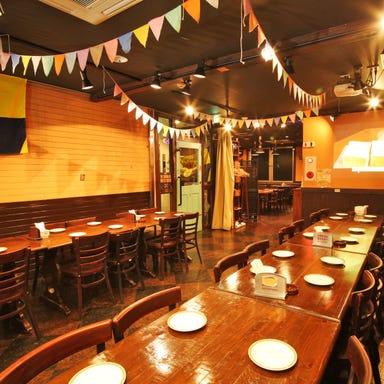 ~American Dining~MOBY モビー 岡山駅前店 店内の画像