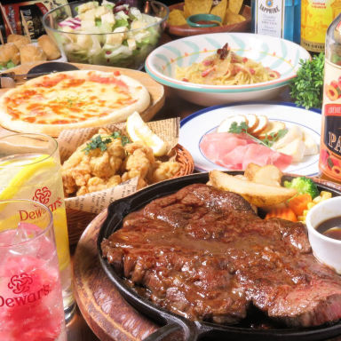 ~American Dining~MOBY モビー 岡山駅前店 コースの画像