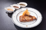 *サーロインステーキソース3種チョイス¥2,376税込
