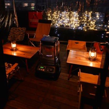 GlampingBar TRIANGLE 三軒茶屋 メニューの画像