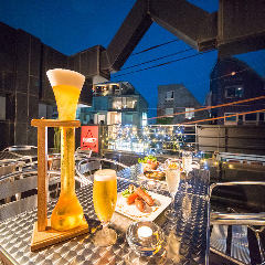 GlampingBar TRIANGLE 三軒茶屋