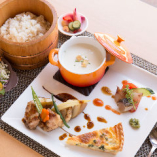【ミルポワお昼ごはん】三重県産の食材を中心に旬の美味しさを!