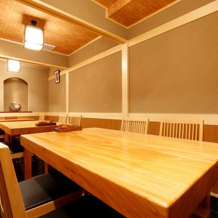 広々個室は各種ご宴会や飲み会など様々なシーンにぴったりです