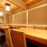テーブル個室(~16名様)