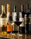 ソムリエに、選んで頂いたワインです。