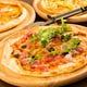 生地にこだわる手作りピザ◎注文を受けてから生地を伸ばします!
