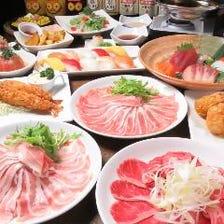 ◆食べ放題コースをご紹介!