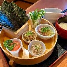 ◆数量限定の手巻き寿司セット