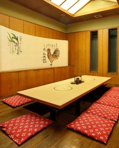 完全個室 比内地鶏・和食割烹 灯り家 日本橋本店 こだわりの画像