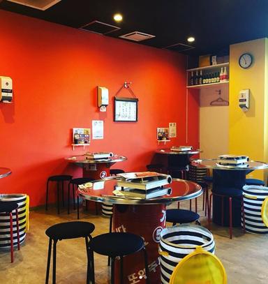 韓国料理 コプチャンち 道頓堀本店 店内の画像