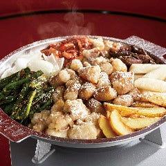韓国料理 コプチャンち 道頓堀本店
