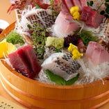 【鮮度抜群!】 築地で育った仕入れ専門の目利きが選ぶ鮮魚