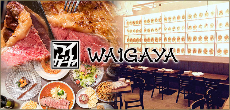 肉 ビストロ WAIGAYA