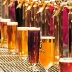 飲み放題の生ビールは全部で8種類♪