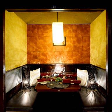 個室 肉バル bambina ‐バンビーナ‐ 土浦店 店内の画像