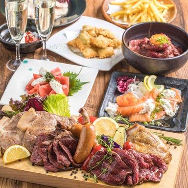 個室 肉バル bambina ‐バンビーナ‐ 土浦店 コースの画像