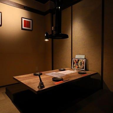 鶏居酒屋 るーつ 江坂店 店内の画像