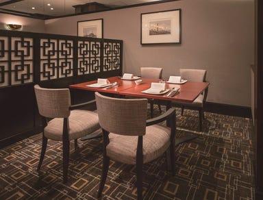 ホテルアソシア豊橋 中国料理 梨杏 店内の画像