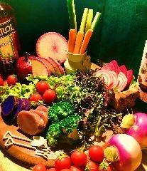 有機野菜と創作料理 菜七彩-なないろ-