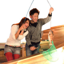 ◎ 親子で魚釣り&寿司作り体験教室