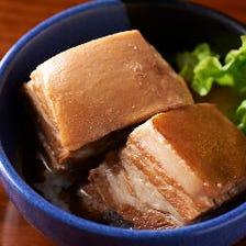 人気No.3 豚の角煮