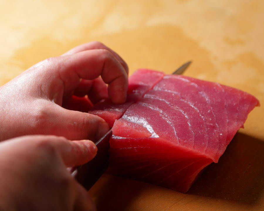 旬の新鮮な魚介類もおすすめ!