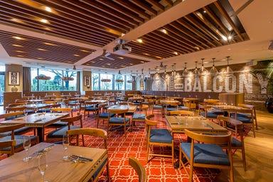 Los Angeles balcony Terrace Restaurant & Moon Bar コースの画像