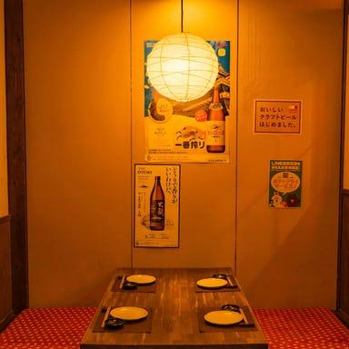 熊本郷土料理 個室居酒屋 えびすや 熊本新市街店 店内の画像