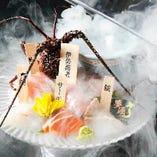 夢酒鮮魚宝石箱~高級鮮魚お造り盛合わせ~【北海道(その他地域にこだわらず厳選)】