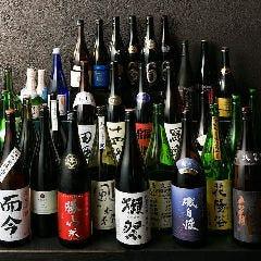 ~47都道府县の日本酒势揃い~ 梦酒 新宿本店