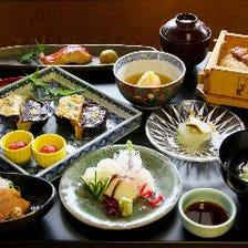 【ディナーコース】-天神- 料理長こだわりの豪華でボリュームたっぷりのコース 8470円